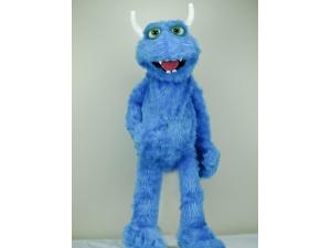 Professional Furry monster Muppet Puppet Eddie