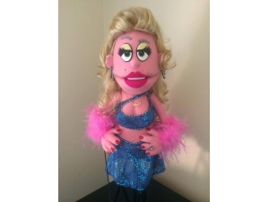 Custom People Puppets