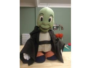 Jedi Jiminy Cricket Professional Rod Puppet