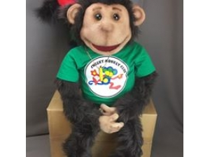 Custom Cheeky Monkey Puppet/Prop