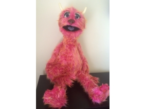 Custom Professional Live Hand Monster Puppet