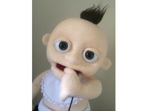 Baby Professional Custom Rod Puppet