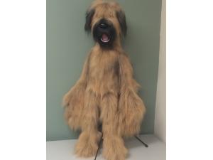 Custom Rufus puppet