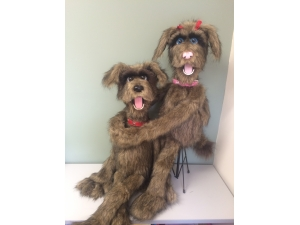 Custom Rufus and Female version for clients