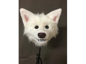 Custom Spitz Breed Dog Head Work in progress image