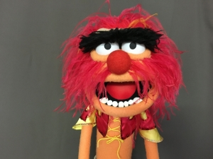 Custom Animal Muppet Rod Puppet