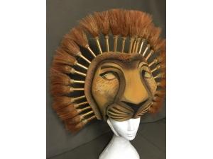 Simba Headdress - Lion King the Musical