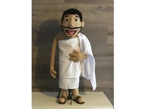 Custom Adult Male Professional Rod Puppet