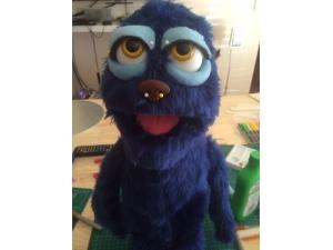 Custom Gill Professional Rod Puppet