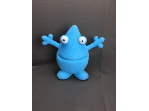 Water Droplet Puppet