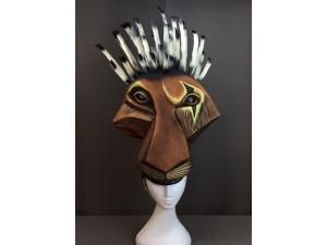Scar Lion King - Head dress