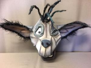 Heyena Puppet Head - Banzai