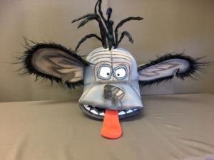Heyena Puppet Head - Ed