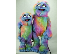 Penelope Professional monster rod muppet puppet