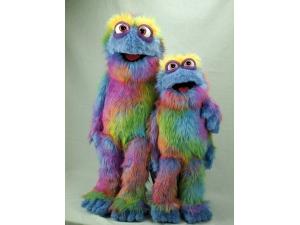 Brewster Professional monster rod muppet puppet